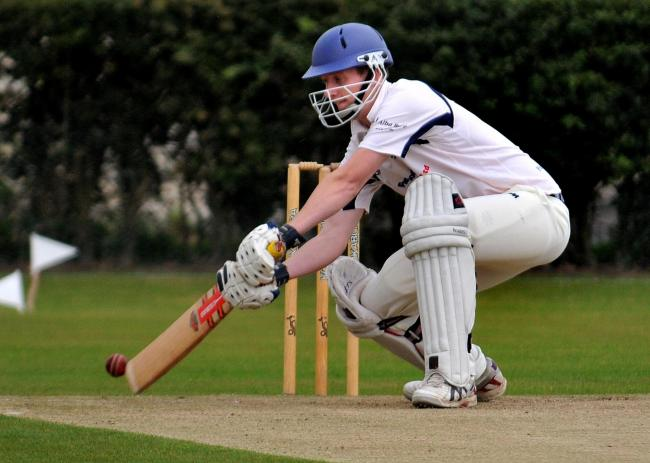 ECONOMICAL: Pickering's Tom Sigsworth, who took 4-8 in an eight-wicket win over Whitkirk. Picture: David Harrison