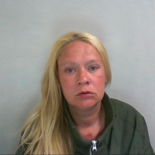 Nina Caroline Smith, 39, has been handed a prison sentence after pleading guilty to a string of thefts, assaults and public order offences in Scarborough
