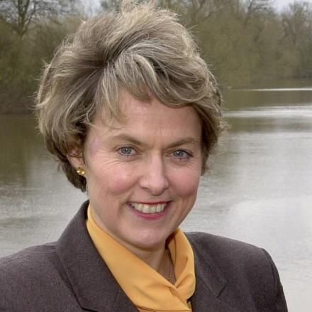 Thirsk and Malton MP Anne McIntosh