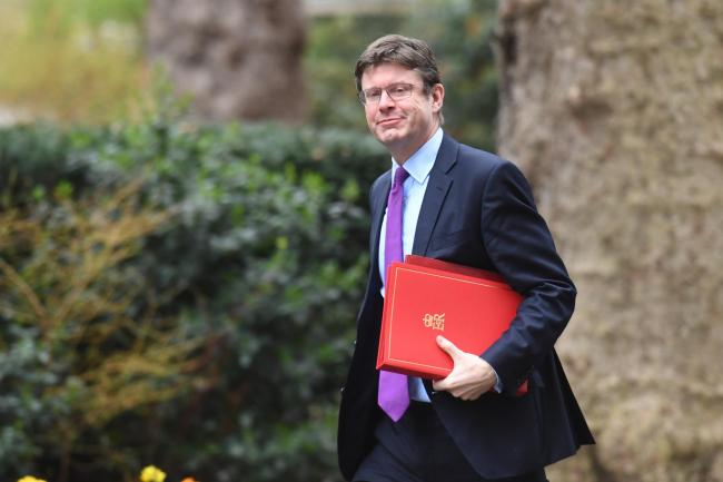 Business Secretary Greg Clark