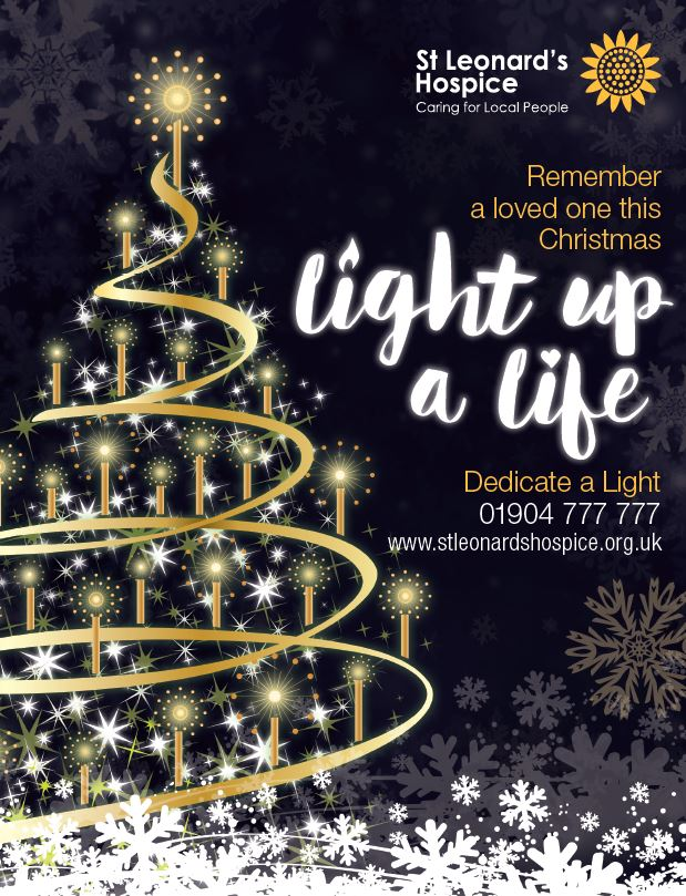 Light up a Life - Selby