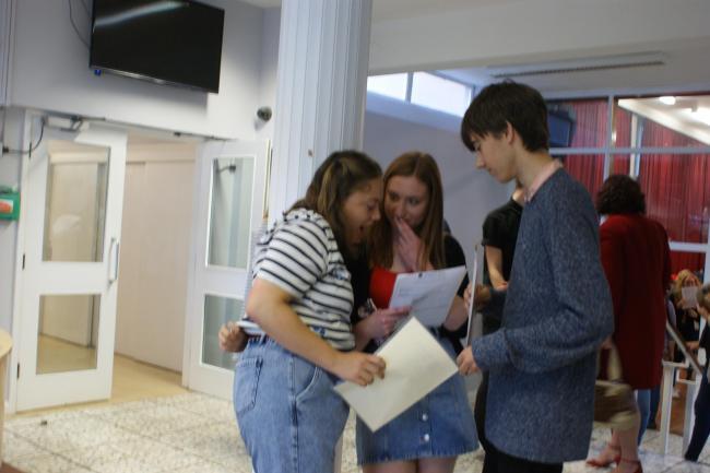 Gcse Results Fantastic Results For Malton School Gazette Herald