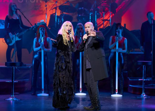 Lorraine Crosby will perform as part of The Meatloaf Musical at Scarbrough Spa