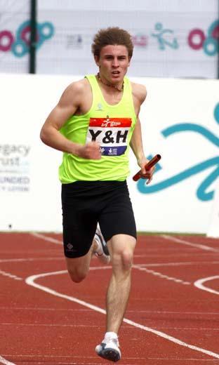 Pickering Runner James Buck Aims For Improvement Gazette Herald