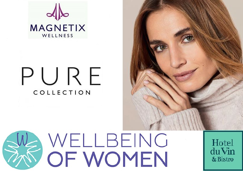 Pure Collection Autumn Charity Style Event with Magnetix Wellness in aid of Wellbeing of Women.