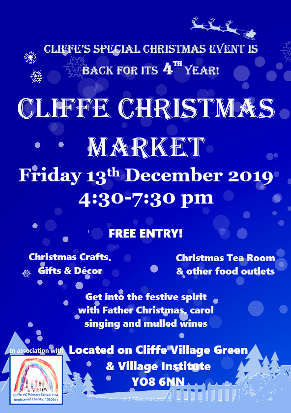 Cliffe Christmas Market