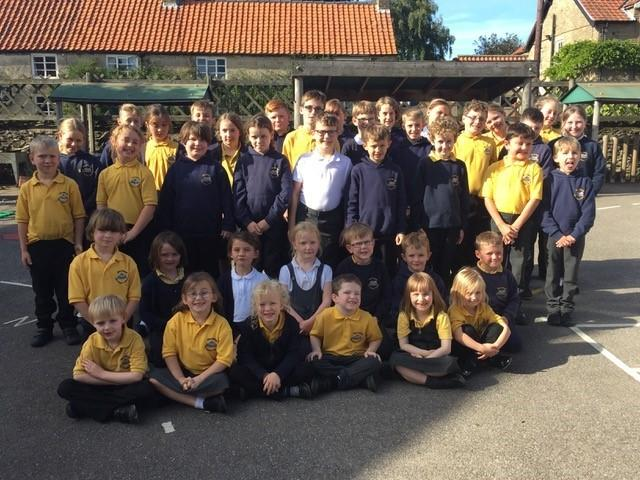 Gillamoor Primary School was rated 'good' in a recent Ofsted inspection