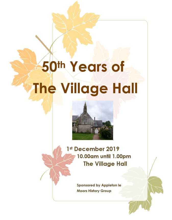 50 years of The Village Hall