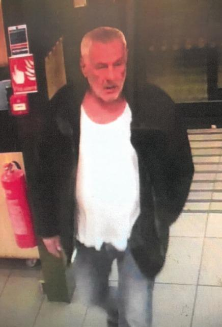 CCTV appeal following Scarborough burglary    Picture: North Yorkshire Police