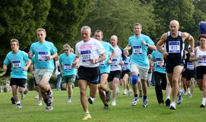 Castle Howard 10k run