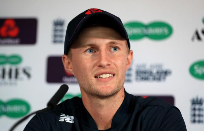 England captain and Yorkshire batsman Joe Root. Picture: PA Wire/Mike Egerton