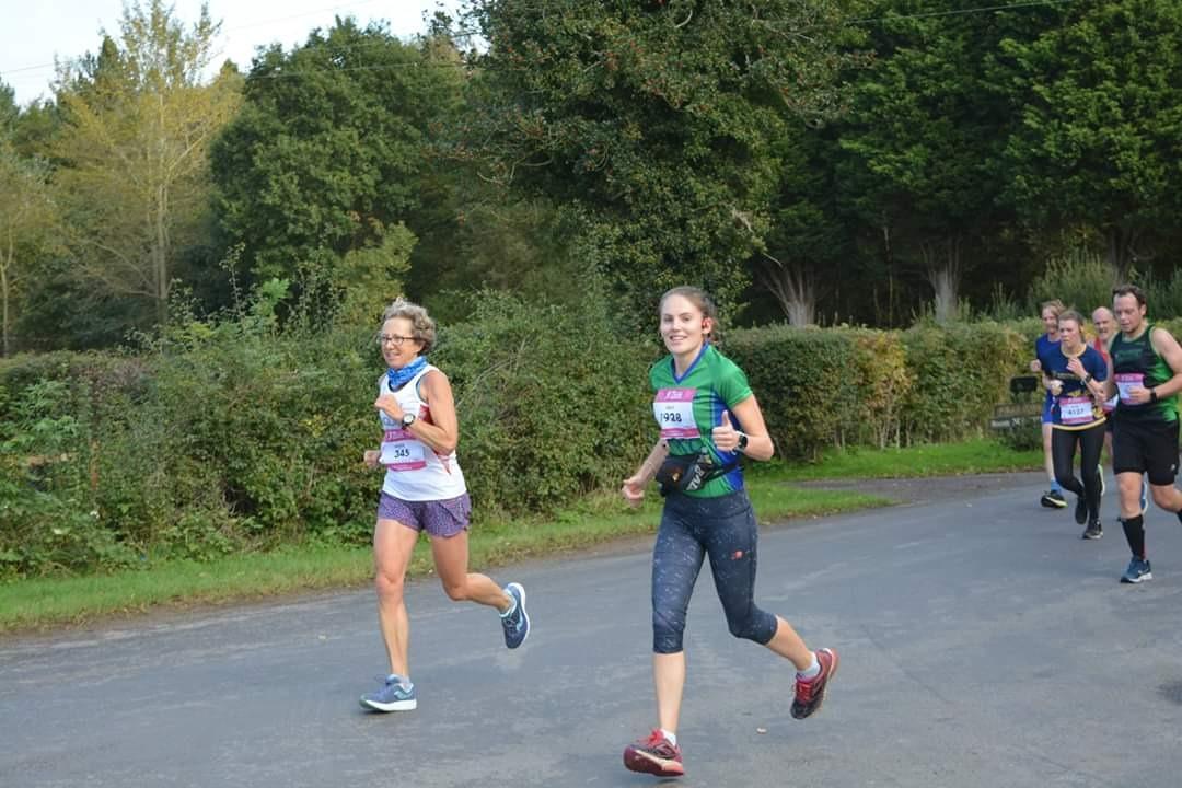 Seven Pickering Running Club Members Take On Yorkshire Marathon Challenge Gazette Herald