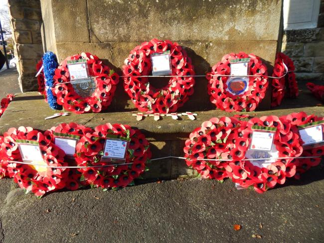 Ryedale will pay its respects to the fallen servicemen and women on Remembrance Sunday despite the restrictions due to the coronavirus pandemic