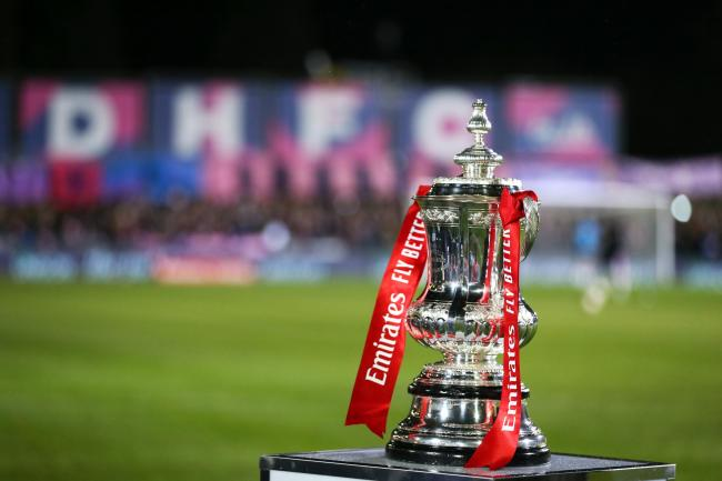Chichester City have a tough draw in the second round of the FA Cup
