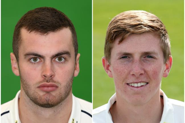 Dominic Sibley and Zak Crawley both scored hundreds for England
