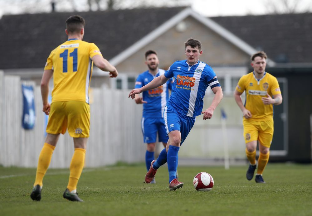 Denny Ingram hoping a good home showing against Widnes can boost Pickering Town - Gazette & Herald