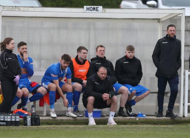 Pickering Town boss Denny Ingram. Picture: Pickering Town FC