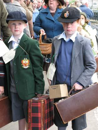 Pickering Wartime Weekend