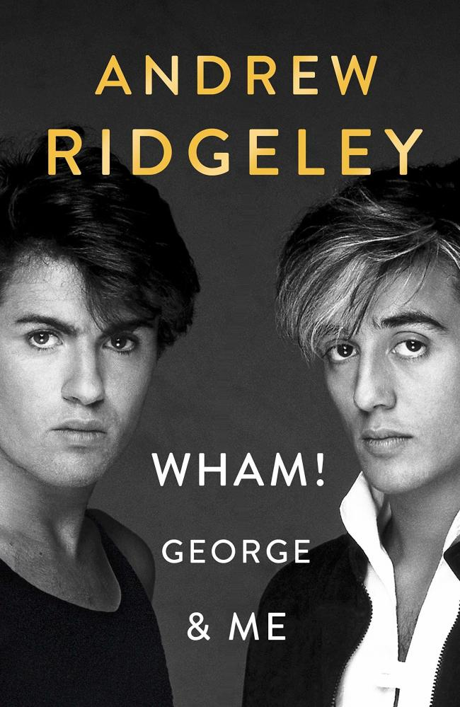 Cover of Wham! George Michael and Me