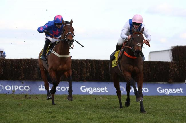 Waiting Patiently, pictured right at Ascot in 2018, shone in the Tingle Creek Chase at Sandown on Saturday. Picture: Julian Herbert/PA Wire