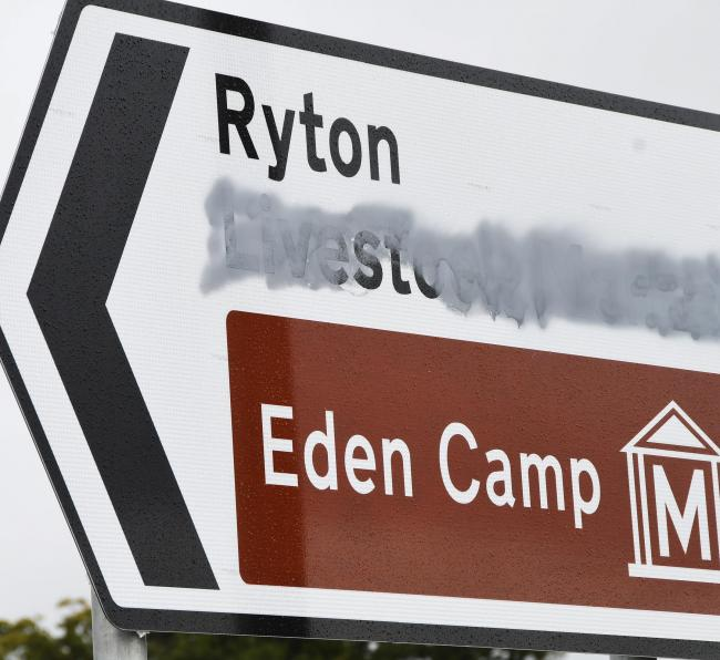 Eden Business Park near Malton