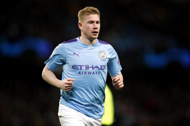 Kevin De Bruyne Says Manchester City Must Stick With