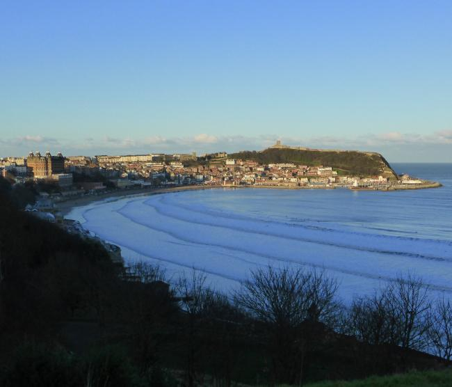 Sun shines on Scarborough    Picture: Nick Fletcher