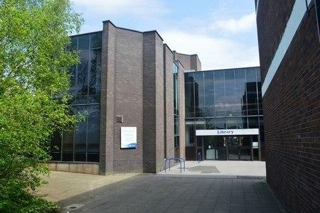 Winsford Library