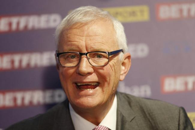 Barry Hearn is recovering from surgery after a heart attack. Picture: Action Images