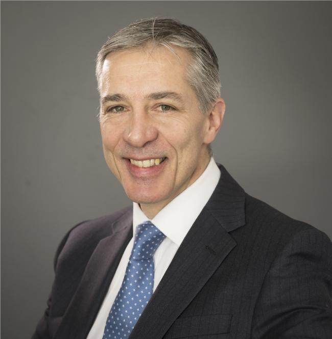 Dr Nigel Wells, clinical chair of Vale of York CCG who is attending the AGM on September 17