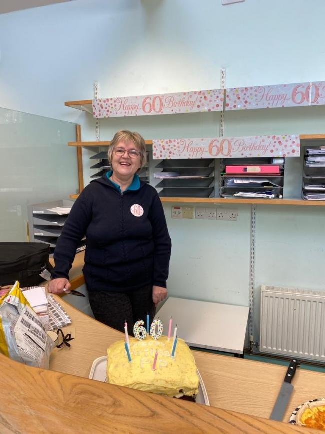 Pip Clark, assistant practice manager at Helmsley Medical Practice and Terrington Surgery, is preparing for retirement after 32 years