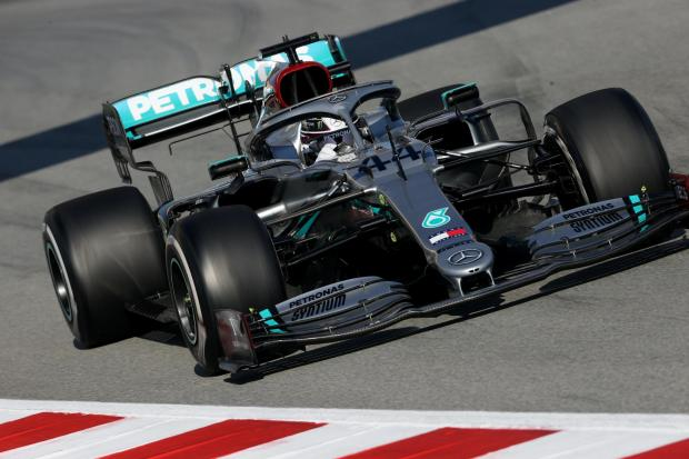 Lewis Hamilton gets his Formula One title defence under way this weekend in Austria