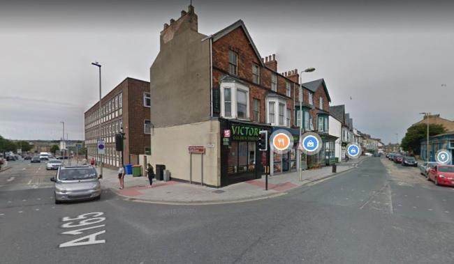 wall of the Victoria Golden Tandoori in Scarborough   Picture: Google Maps/Street View