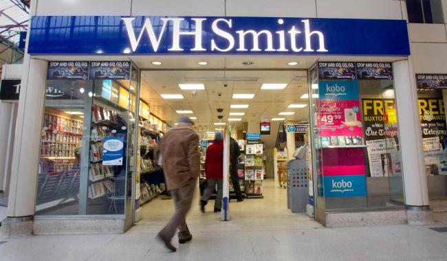 WHSmith has said it could cut up to 1,500 jobs after expected losses of over £70m