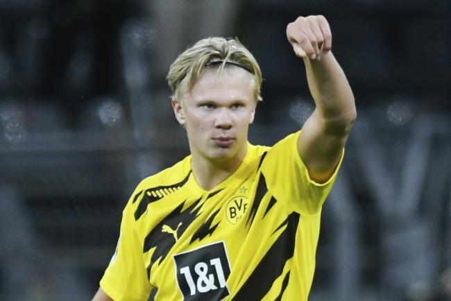 Erling Haaland At The Double As Borussia Dortmund Earn Opening Day Victory Gazette Herald