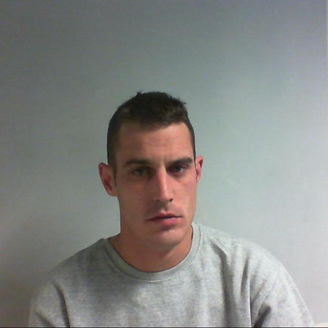 Police search for wanted man