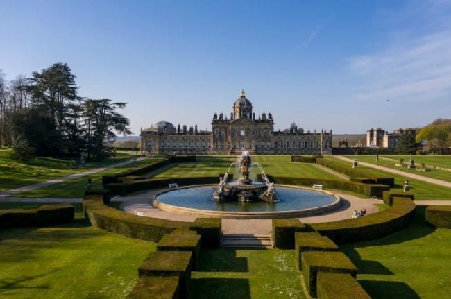 Castle Howard has announced that its gardens and catering outlets will close from tomorrow (Thursday) due to the lockdown