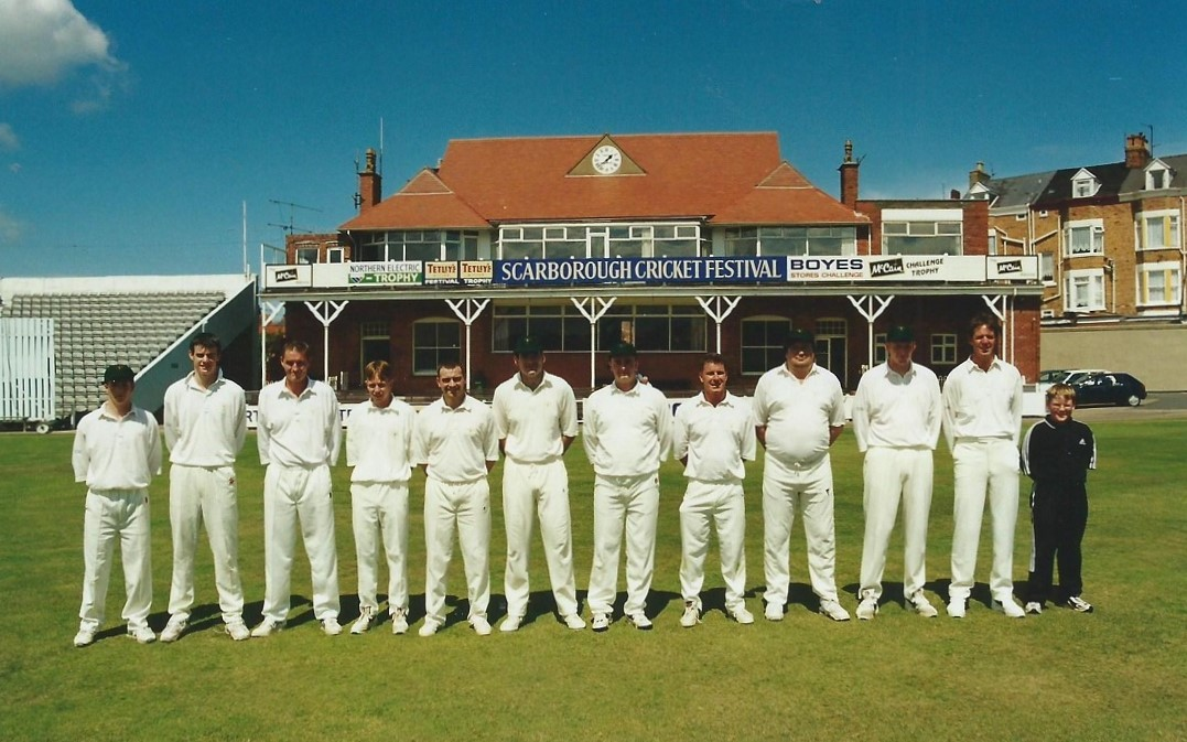 CLIFTON ALLIANCE CC 2ND XI 1998