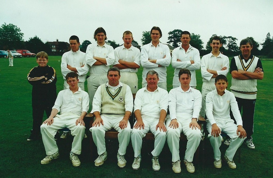 CLIFTON ALLIANCE CC 3RD XI 1998