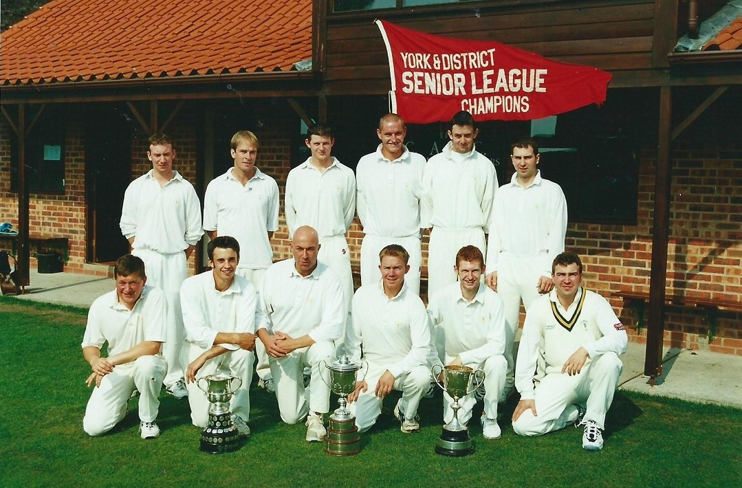 CLIFTON ALLIANCE 1ST XI 1999
