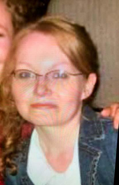 Sarah West, 46, is missing from home