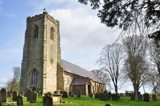 Gazette & Herald: Kilham Church which had a history of unruly parishoners in Elizabethan times