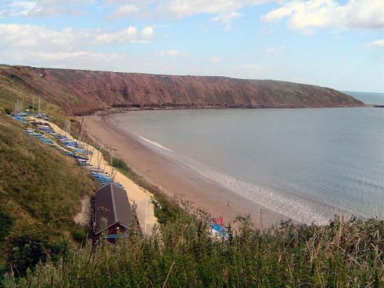 Filey beach ranked among best in Europe