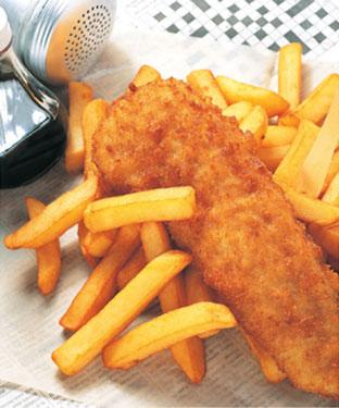 99p fish and chips to celebrate Norway Day