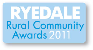 Ryedale Rural Comunity Awards 2011