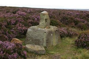 Stump Cross on Bransdale Ridge
