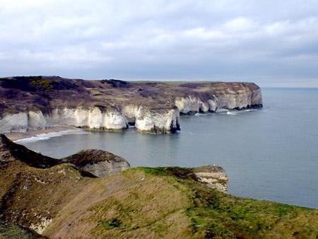 Flamborough Head by Keith Laverack