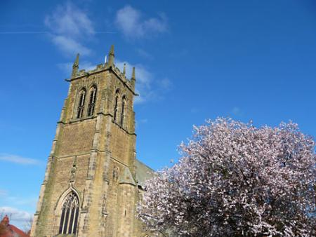 St. Peters Church, Norton, North Yorkshire. Picture: Nick Fletcher