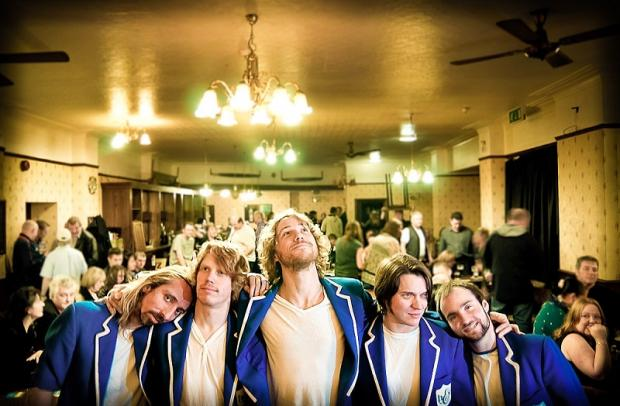 Hope And Social are one of the Yorkshire bands appearing at this year's Galtres Festival