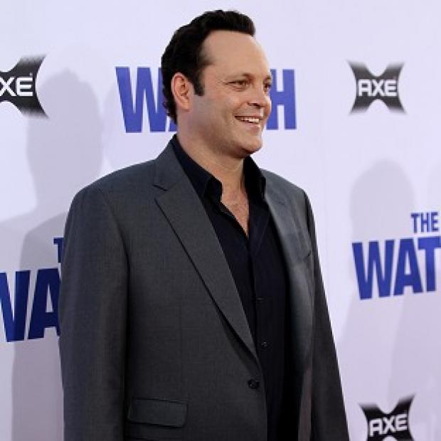 Vince Vaughn stars in new comedy movie The Watch